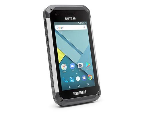 explorist-nautiz-x9-mobiiltelefon